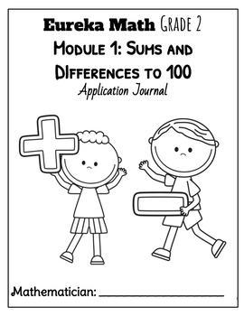 Module 1 Application Problems Journal Grade 2