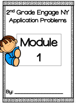 Module 1 Application Problems 2nd Grade (Engage NY Eureka Math)