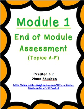 Module 1 End of the Module Assessment