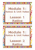 Module 1 Flipchart Bundle