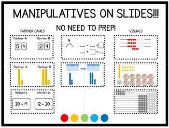 Module 1, 2, 3 & 4: Grade 1 Engage New York Math Slides Bundle