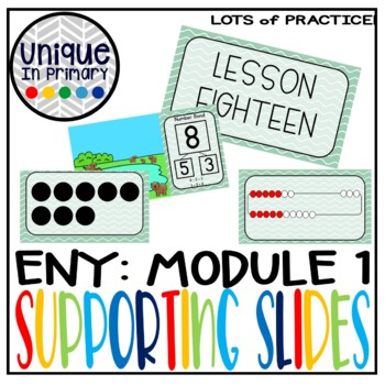 Module 1: Grade 1 Engage New York Math Slides