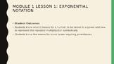 Module 1 Lesson 1 Engage NY 8th Grade Math