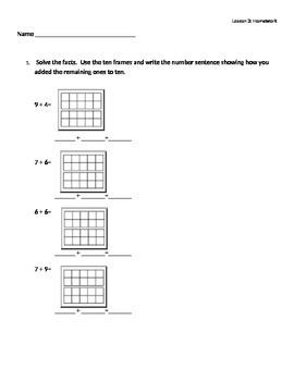 Module 1 Lesson 3 Homework