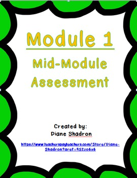 Module 1 Mid Assessment