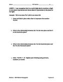 Eureka Module 1 Mid-Assessment Review