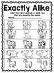 Module 1, Supplemental Printables, Engage NY, Kindergarten