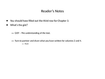 Module 1 Unit 1 Lesson 5 ELA 7