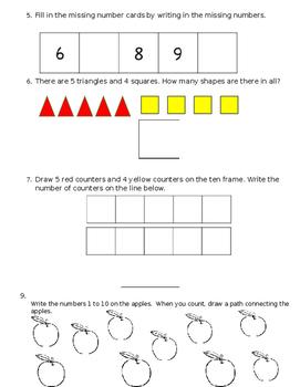 Module 1 assessment