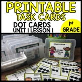 MATH TASK CARDS [dot cards]