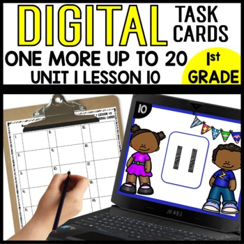 One More [up to 20] DIGITAL TASK CARDS