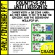 Early Finishers Activities | Counting on to Find Missing # | Mod 1 Lesson 12