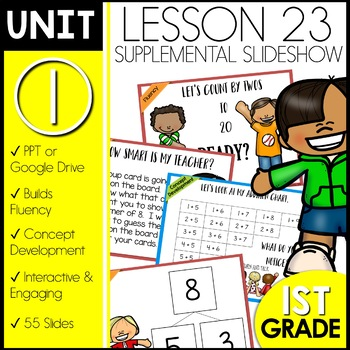 Module 1 lesson 23 | Counting by Twos | Addition Chart