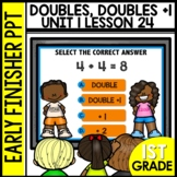 Early Finishers Activities | Doubles | Doubles Plus 1 | Mo