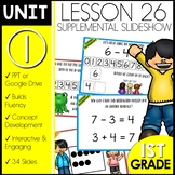 Module 1 lesson 26 | Number Line