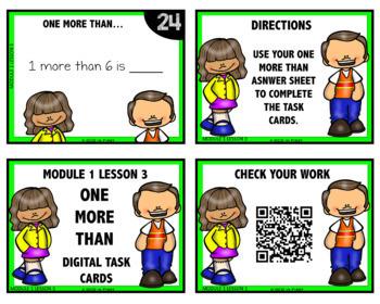 Module 1 lesson 3 TASK CARDS
