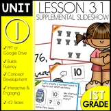 Module 1 lesson 31 | Missing Numbers to 100 | Adding More to 10