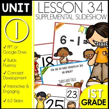 Module 1 lesson 34   1 Less   2 Less   Rekenrek