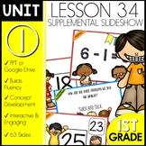 Module 1 lesson 34 | 1 Less | 2 Less | Rekenrek