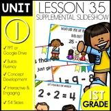 Module 1 lesson 35 | 1 Less | Doubles