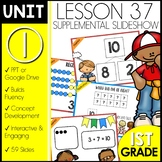 Module 1 lesson 37 | Counting By Tens | Make a Ten