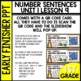 Early Finishers Activities | Number Sentence Practice | Module 1 lesson 9