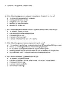 Module 18 Aggregate Demand AP Macroeconomics