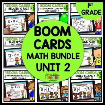 Module 2 BUNDLE | BOOM CARDS | DIGITAL TASK CARDS