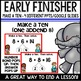 Early Finishers Activities | Three Addends | Make a Ten