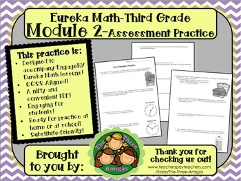 M2SG Eureka Math-End of Module 2 Assessment Practice