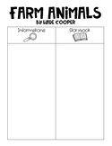 Module 2 Gallery Walk Recording Sheets