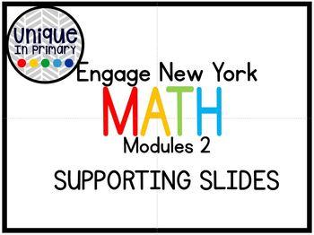 Module 2: Grade 1 Engage New York Math Slides