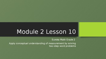 Module 2 Lesson 10 Eureka Math Grade 2