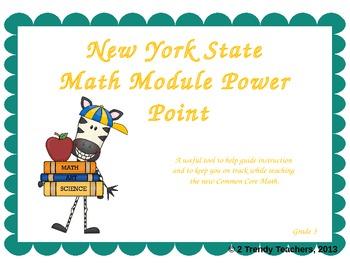 Grade 3 NYS Math Module 2: Lesson 2 Power Point