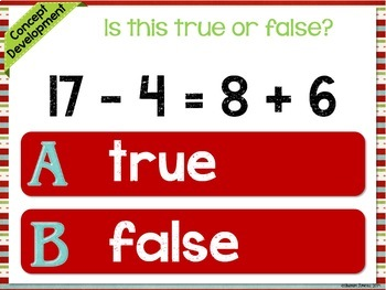 Unit 2 Lesson 25   Equal Expressions   DAILY MATH