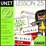 Unit 2 Lesson 25 | Equal Expressions | DAILY MATH