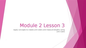 Module 2 Lesson 3 Eureka Math Grade 2
