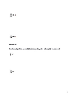 6th Grade Module 2 Lessons 1 - 11 Revised