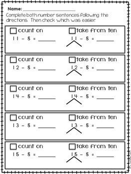 Print and GO math SAMPLE