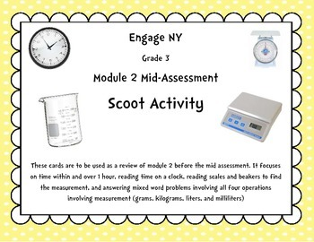 Module 2 Scoot Activity