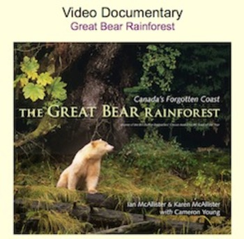 5th grade Module 2, Unit 1 Great Bear Rainforest Smart Notebook