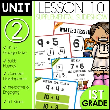 Module 2 lesson 10 | Equal Expressions | Make a Ten | DAILY MATH