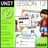 Module 2 lesson 12   Teen Number Bonds   DAILY MATH