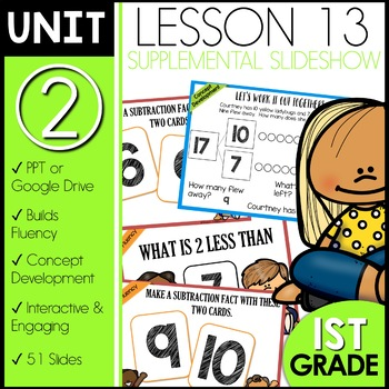 Module 2 lesson 13 | 2, 3, 5 Less | DAILY MATH