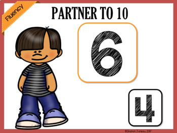 Module 2 lesson 14   Take From Ten   Partners to 10   DAILY MATH