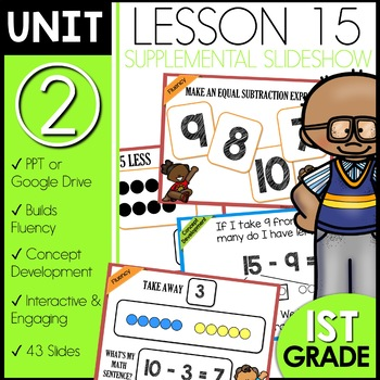 Module 2 lesson 15 | Take From Ten | DAILY MATH