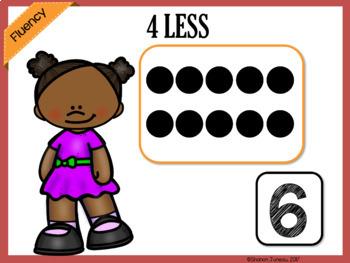 Module 2 lesson 16   5 Less, 4 Less   DAILY MATH