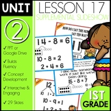 Module 2 lesson 17 | Take 9 from 10 to Solve | DAILY MATH