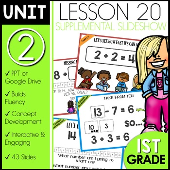 Module 2 lesson 20 | Number Path | Change from Subt to Addition | DAILY MATH