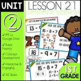 Module 2 lesson 21 | Take From 10 | DAILY MATH